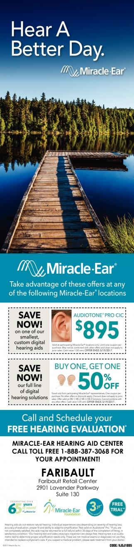 Free Hearing Evaluation