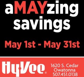 Amayzing Savings