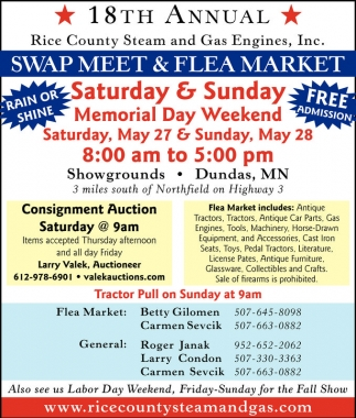 Swap Meet & Flea Market