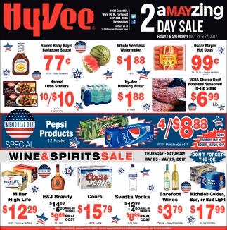 2 aMAYzing Day Sale