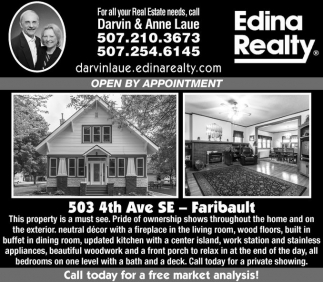 503 4th Ave SE - Faribault