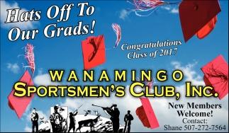 Congratulations Class of 207