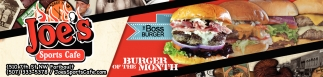 The Boss Burger