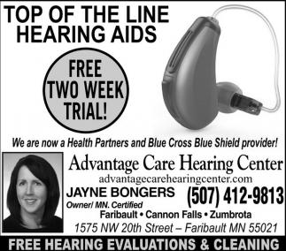Free 2 week trial!