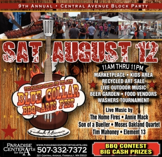 9th Annual Central Avenue Block Party