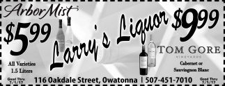 Larry's Liquor
