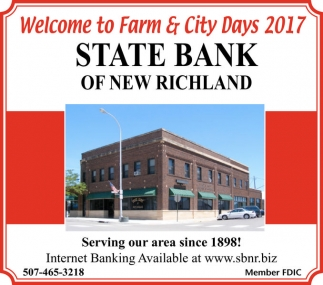 Welcome to Farm and City Days 2017
