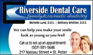 We can help you make your smile look as young as you feel!