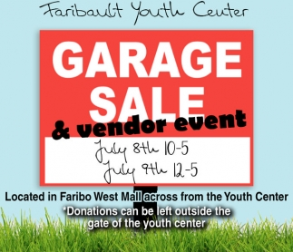 Garage Sale & Vendor Event