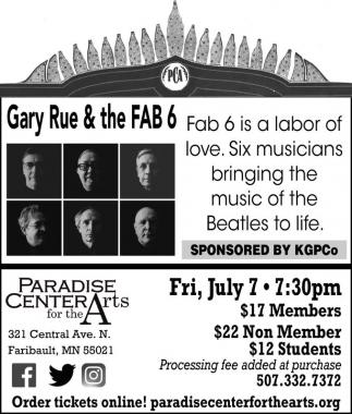 Gary Rue & the FAB 6