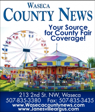 Your Source for County Fair Coverage!
