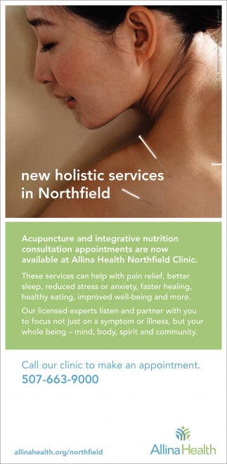 Ads For Allina Health in Southern Minn