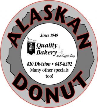Alaskan Donut