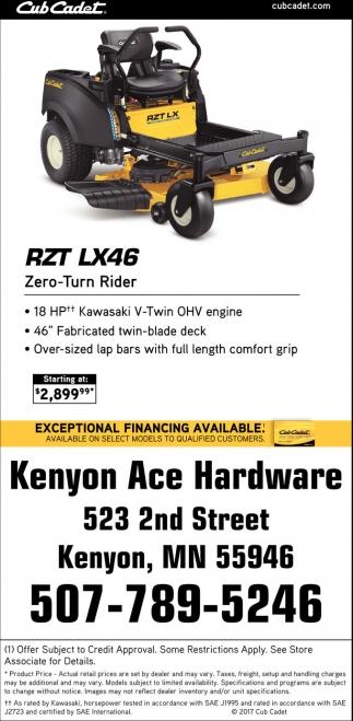 RZT LX46