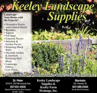 Landscape Your Home with the Experts!