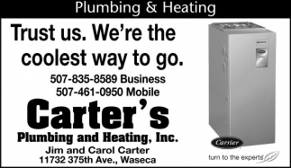 Heating Amp Air Conditioning Ads In Southern Minn