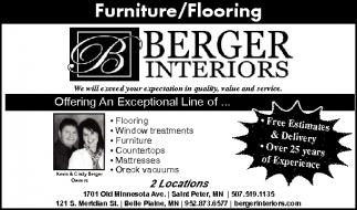 Furniture / Flooring