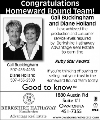 Congratulations Homeward Bound Team!