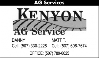 AG Services