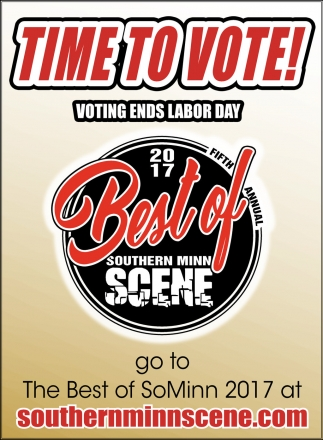 Time to vote!