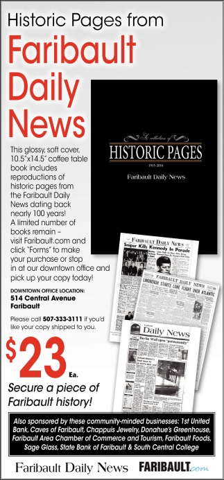Historic Pages