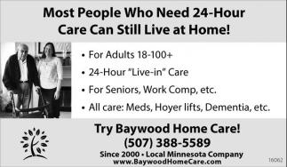 24 Hour Care