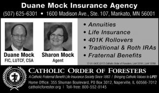 Duane Mock Insurance Agency