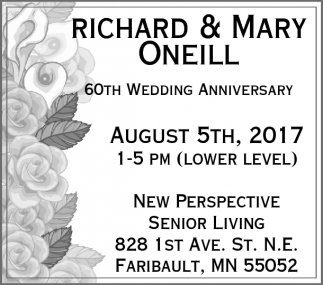Richard & MAry Oneill