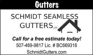 Call for a free estimate today!