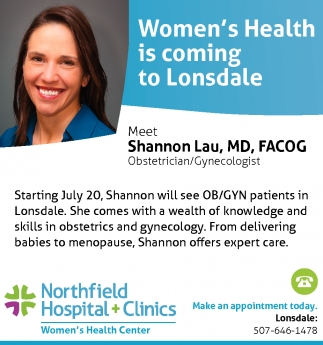 Shannon Lau, MD, FACOG