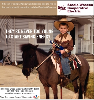 Your Touchstone Energy Cooperative, Steele Waseca Cooperative Electric