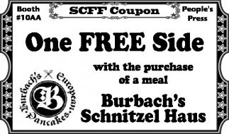 Burbach's Schnitzel Haus