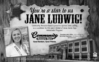 Jane Ludwing