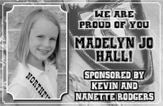 Madelyn Jo Hall