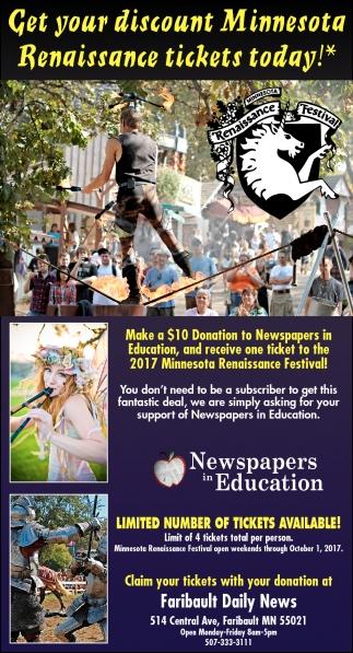 2017 Minnesota Renaissance Festival