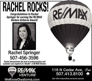 Rachel Springer