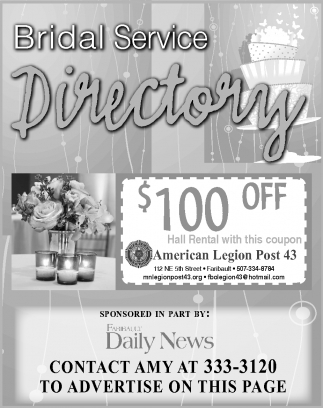Bridal Service Directory