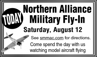 Northern Alliance Military Fly-In, Southern Minnesota Model Aircraft Club