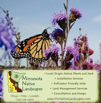 Local Origin Native Plants and Seed, Minnesota Native Landscapes