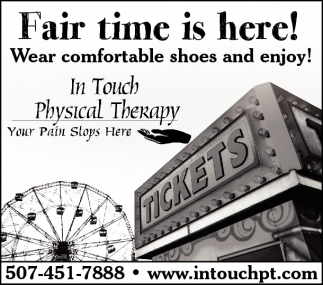 Fair time is here!