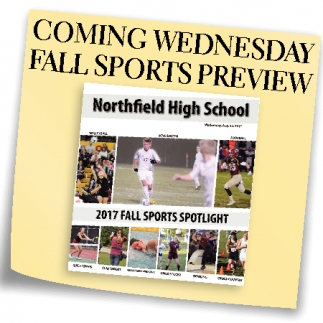 Coming Wednesday Fall Sports Preview, Northfield News , Faribault, MN