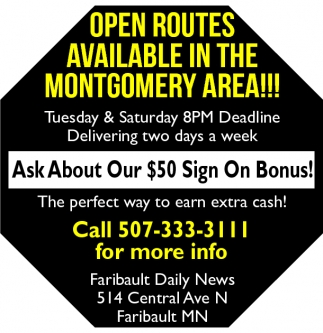 Open Routes Delivery