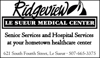 Senior Services and Hospital Services