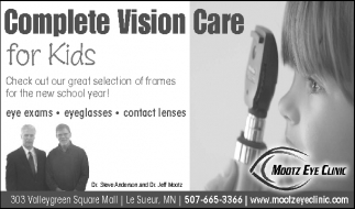Complete Vision Care for Kids