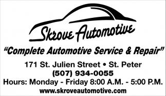 Complete Automotive Service & Repair