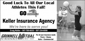 Good Luck To All Our Local Athletes This Fall!