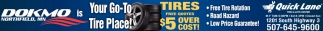 Tires free quotes $5 over cost!