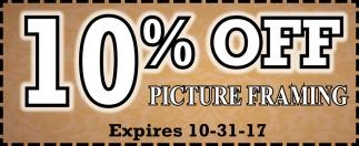 10% off