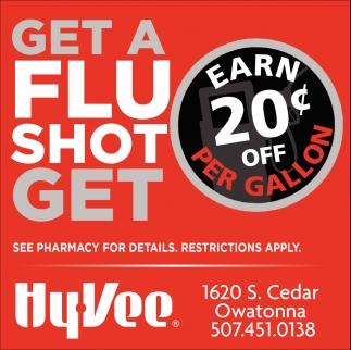 Get a Flu Shot Get
