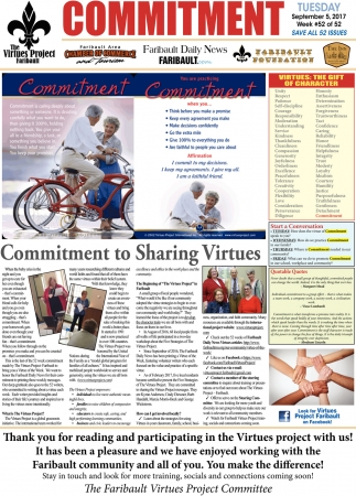 The Virtues Project Faribault